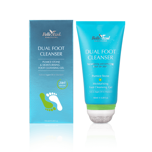 Dual Foot Cleanser